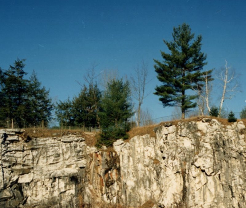 Music for a Quarry– Walter Fähndrich
